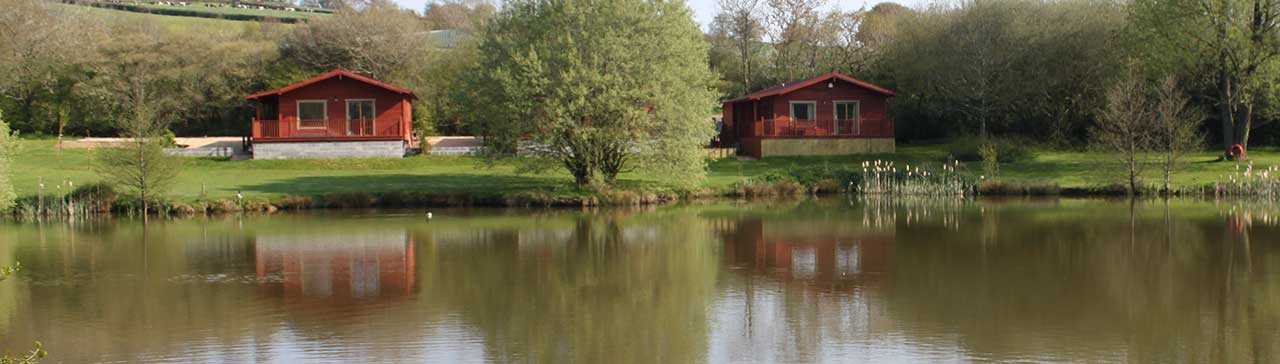 Log Cabin by a lake is such a wonderful place to relax