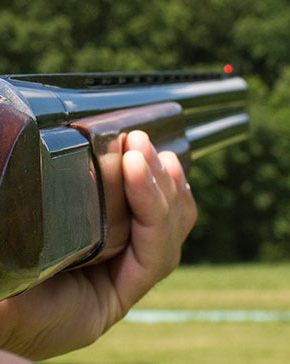 Shooting a Shotgun Experience