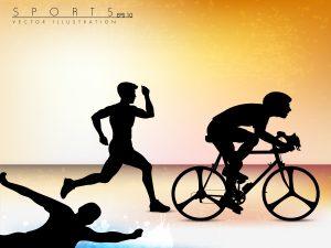 Try a Triathlon - Run, Cycle & Swim