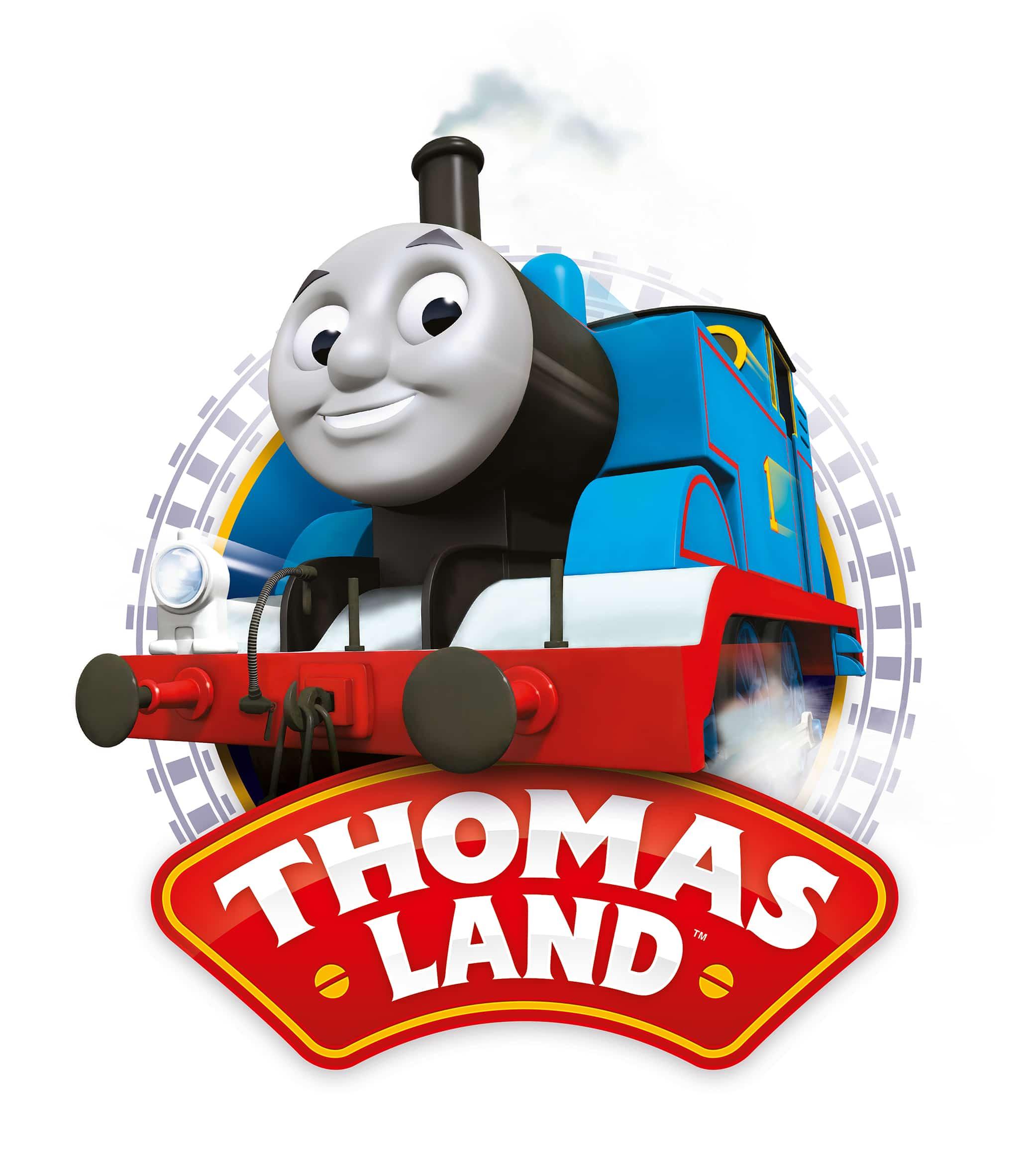 Thomas Land at Drayton Manor Theme Park